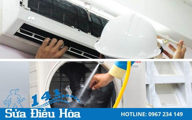 Quy trình làm việc chuyên nghiệp của suadieuhoa141.com