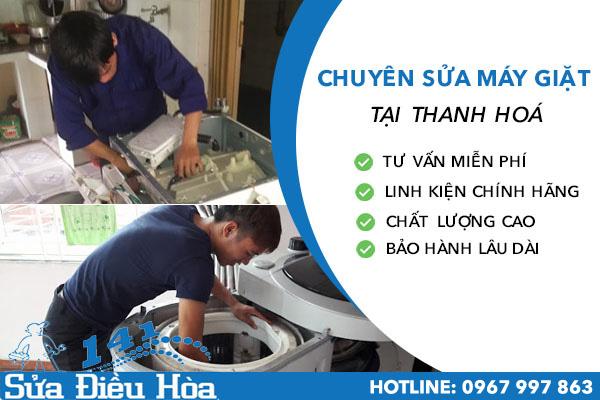 Sửa chữa máy giặt tại Thanh Hóa