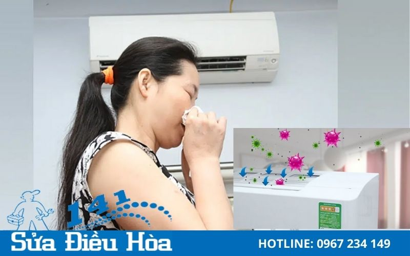 Những hiện tượng cho thấy bạn cần bảo dưỡng điều hòa
