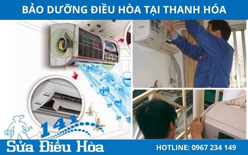 Bảo dưỡng điều hòa tại Thanh Hóa