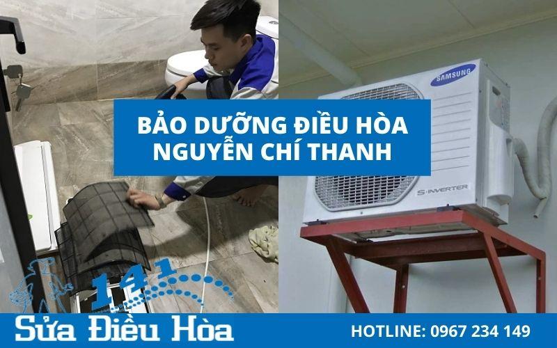 Dịch vụ bảo dưỡng điều hòa tại Nguyễn Chí Thanh uy tín nhất
