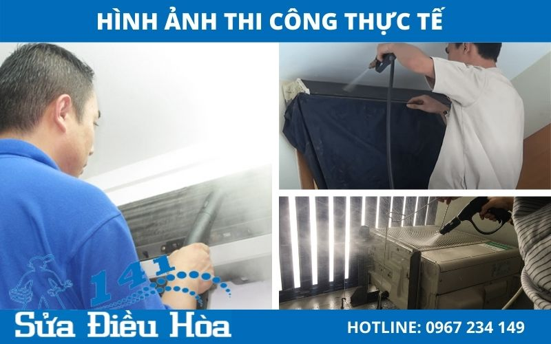 Liên hệ dịch vụ bảo dưỡng điều hòa tại Trần Duy Hưng - Hà Nội