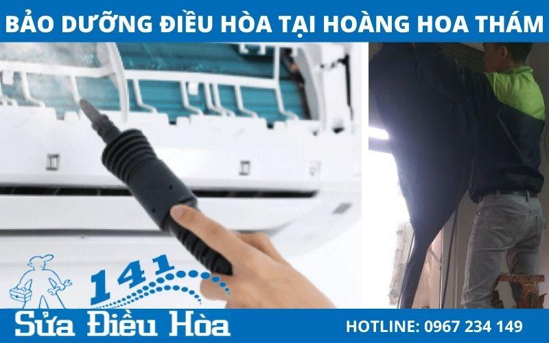 Địa chỉ cung cấp dịch vụ bảo dưỡng điều hòa tại Hoàng Hoa Thám - Hà Nội uy tín số 1