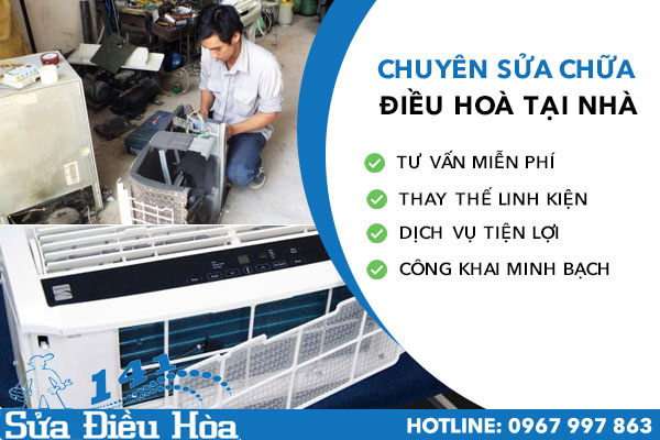 Lắp đặt điều hòa tại quận Hoàn Kiếm