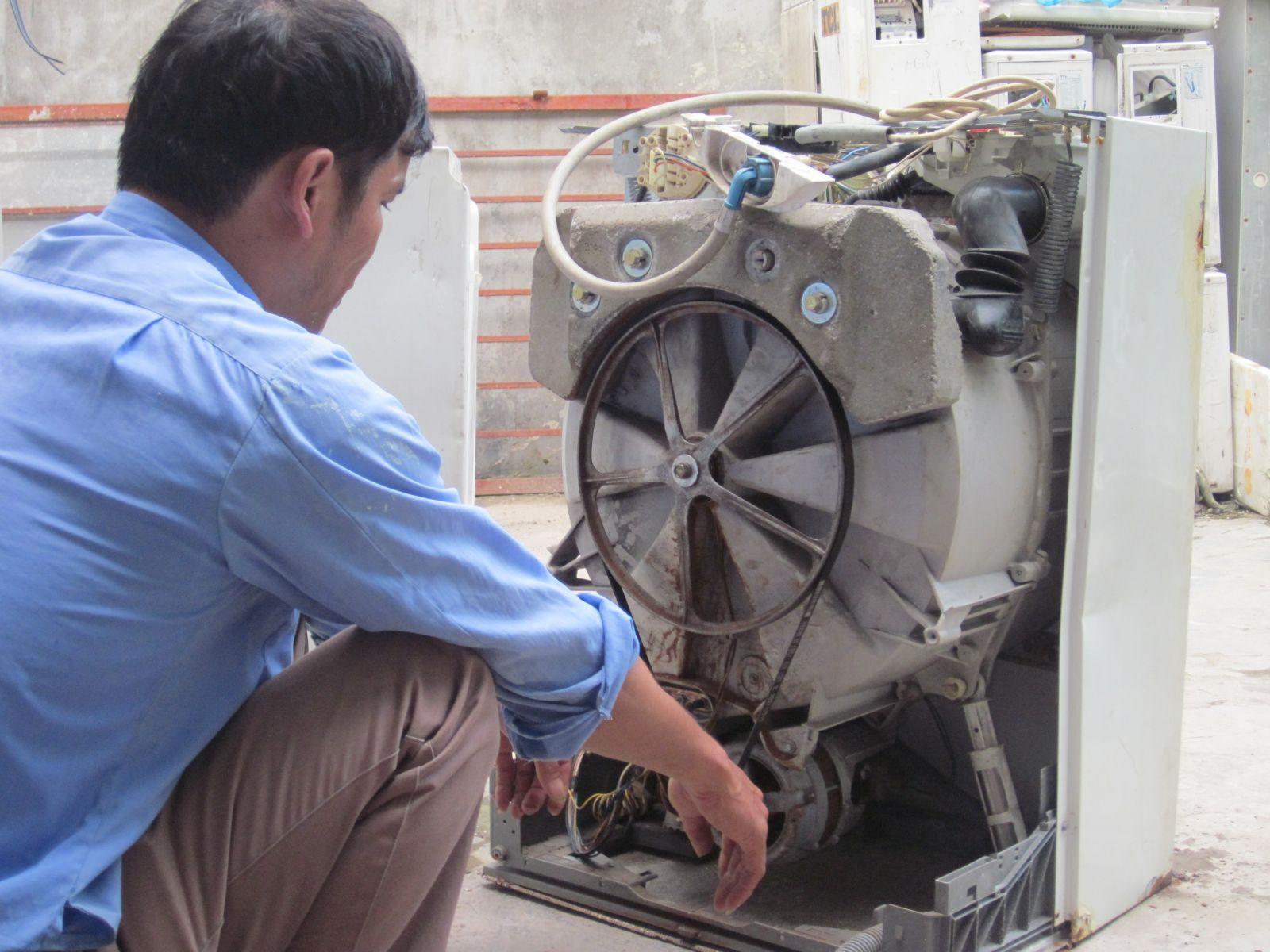 dịch vụ sửa máy giặt tại cầu giấy