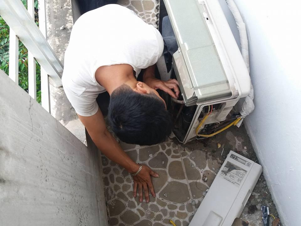 tháo lắp điều hòa tại mỹ đình hà nội giá rẻ