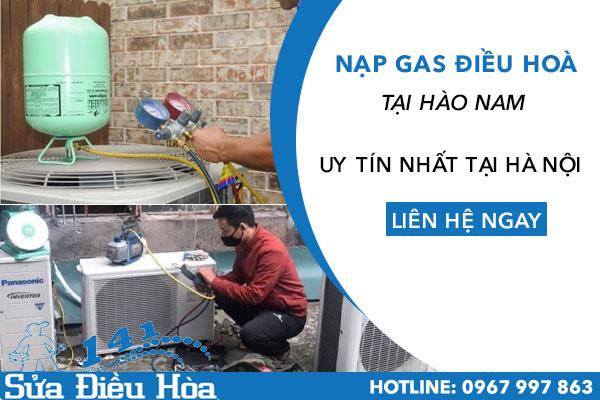 Nếu khi trên máy báo thiếu ga, cần gọi thợ kiểm tra và nạp ga điều hoà tại Hào Namđể đảm bảo máy luôn hoạt động ổn định.