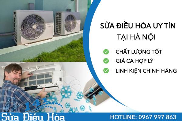 Thông tin về trung tâm sửa điều hòa uy tín tại Hà Nội