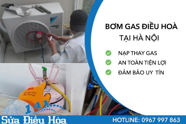 Dịch vụ bơm ga điều hòa tại Sửa điều hòa 141 chất lượng - uy tín - chuyên nghiệp. Hãy gọi chúng tôi qua hotline: 0967.997.863 để được tư vấn